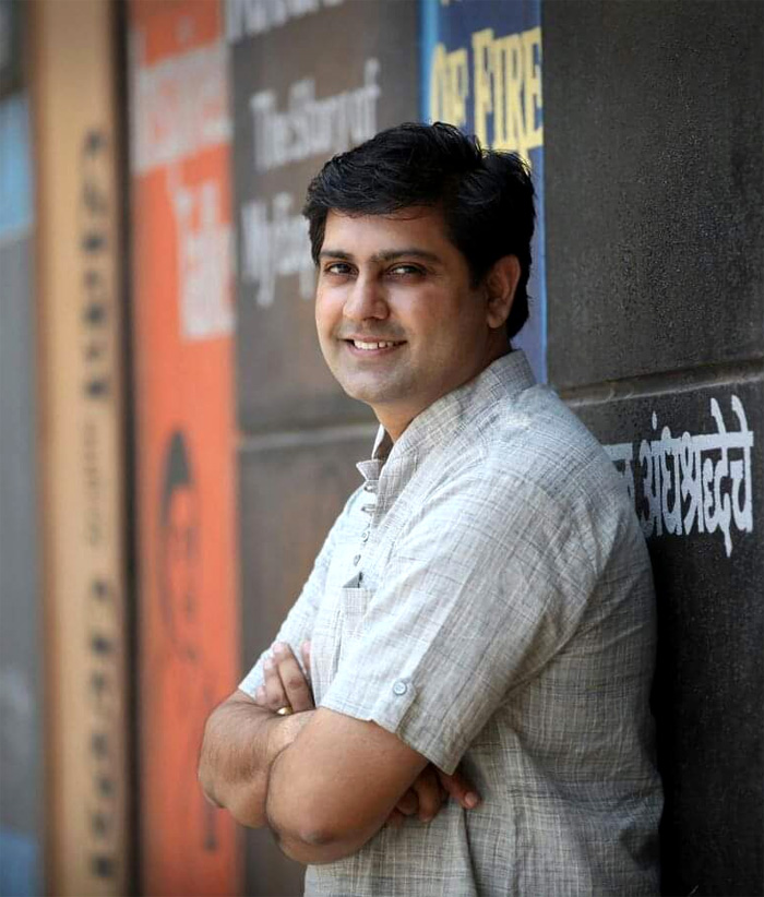 education on wheels founder and director sachin joshi